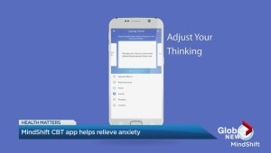 New app helps relieve anxiety